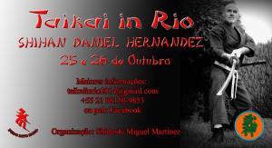 Taikai In Rio 2014 c/ Shihan Daniel Hernández